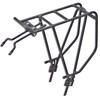 KlickFix Rackpacker Bagażnik rowerowy 26 - 28 calowe czarny